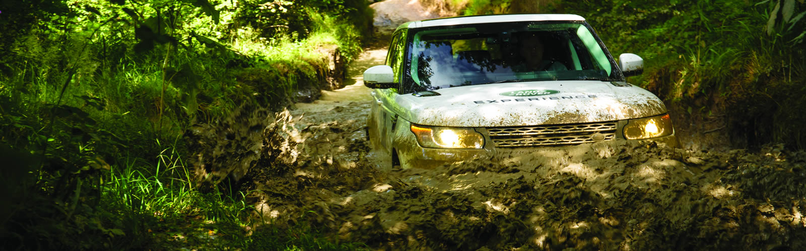 GAIN A GREATER UNDERSTANDING OF OFF-ROAD VEHICLE CONTROL.<br><br>